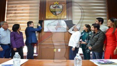 Conmemoran 30 años del Escudo Oficial de Tequisquiapan