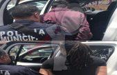 Policias detienen a presuntos ladrones de autos en SJR