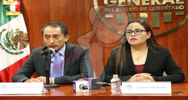 Aseguran a sujetos por feminicidio en Tequisquiapan