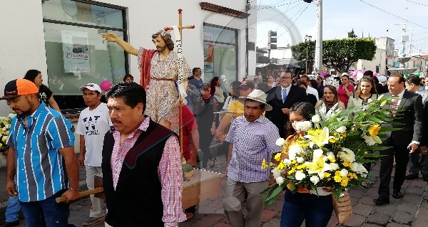 Festejan los 488 años de fundación de San Juan del Río