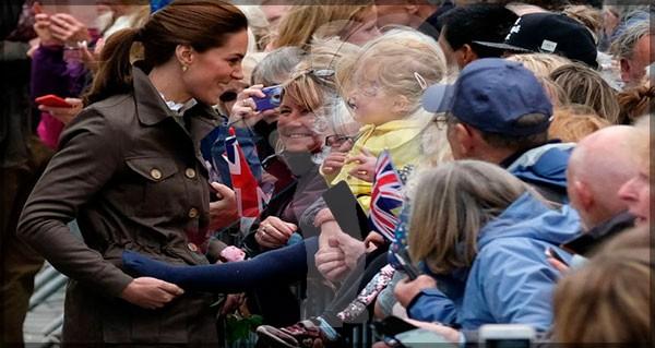 Kate dice por qué no viste como una princesa de Disney