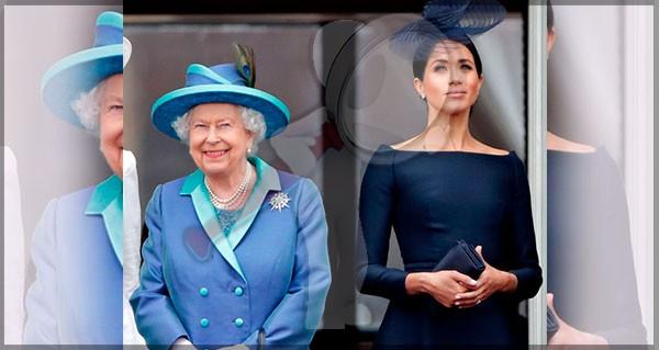 Surge nuevo conflicto entre Meghan y la reina