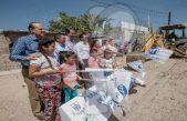 Arranca gobierno municipal obra en La Valla