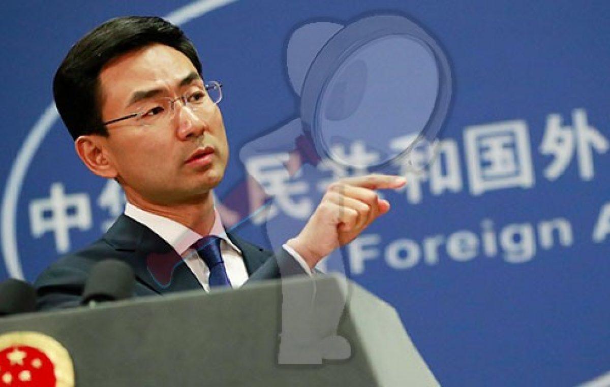 China emite alerta de viaje a EUA por inseguridad