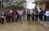 Refrenda Amarildo Bárcenas compromisos en La Ceja