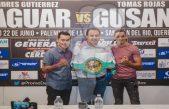 Gran pelea entre El Jaguar y El Gusano en Feria SJR