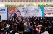 Inauguran instalaciones en la escuela Sor Juana Inés de la Cruz en SJR