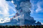 Volcán Sinabung entra en fase de erupción en Indonesia