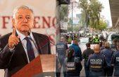 "Policía Federal ""echada a perder"" señala AMLO"