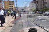 Carro bomba explota en ciudad turca fronteriza con Siria