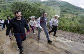 Entregan caminos que conectan 79 comunidades en la Sierra Gorda