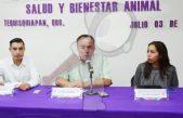 Implementan programa de salud y bienestar animal en TX