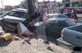 Detenidos sujetos involucrados en accidente de tránsito en SJR