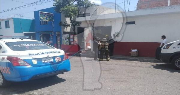 Dos personas lesionadas tras explosión de gas LP en SJR