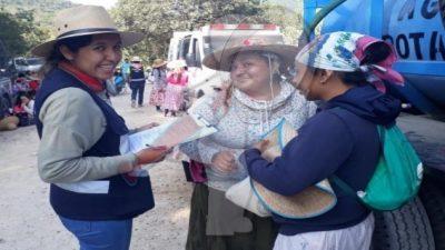 Realizan operativo sanitario en la Peregrinación al Tepeyac