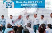 Inaugura Acción Nacional instalaciones en SJR
