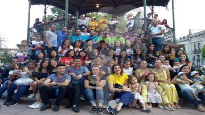Concluye con éxito el 19 Encuentro Nacional de Nacimientos Múltiples