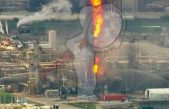 Explosión en refinería de Exxon Mobil en Texas
