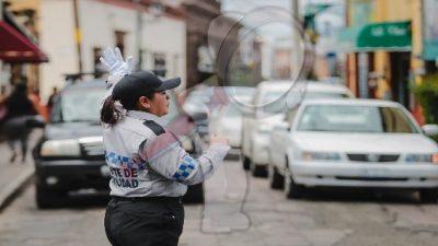 Portan nuevo uniforme Agentes del Instituto de Movilidad en SJR