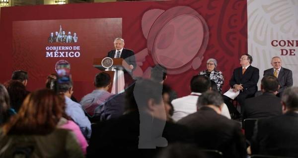 Denuncia contra Juan Collado estaba estancada: AMLO