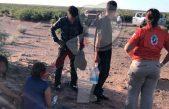 Rescata INM a 18 migrantes en desierto de Chihuahua