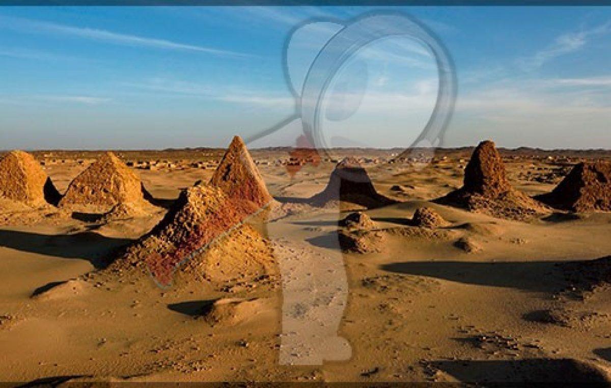 Sumérgete bajo las pirámides de los faraones negros de Egipto