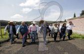 Entregan modernización del camino que conecta los municipios de Amealco y Huimilpan
