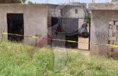 Aseguran predio con vehículo robados en La Estancia