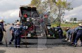 Supervisa Gobernador obras en carretera estatal 413