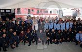 Ratifican autoridades compromiso de apoyar a bomberos en SJR