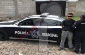 Sujeto es detenido por supuesto robo de vehículo