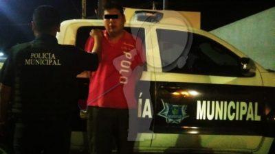 """Detienen a presunto asaltante de """"Taxivan"""""""