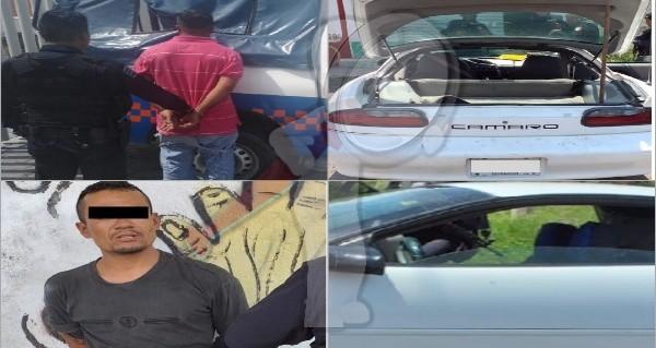 En operativo PoEs y SSPM-SJR detienen a sujetos con armas y drogas