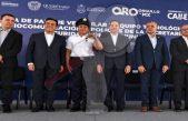 Fortalece Gobernador con equipamiento a la SSPM de Querétaro