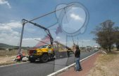 Inicia instalación de Arcos Lectores de Placas para fortalecer seguridad en SJR