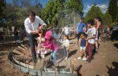 Inicia Rehabilitación del Parque Paso de los Guzmán en SJR