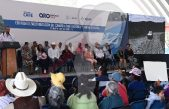 Gobernador inaugura caminos para beneficiar a familias en Colón