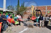 Arranque de obras en comunidades de Pedro Escobedo