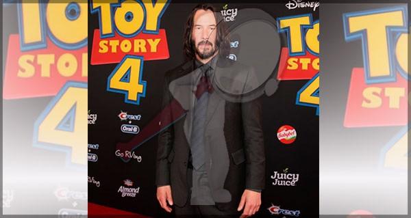 ¡Irreconocible! Captan a Keanu Reeves con barba y panza, ¿por?