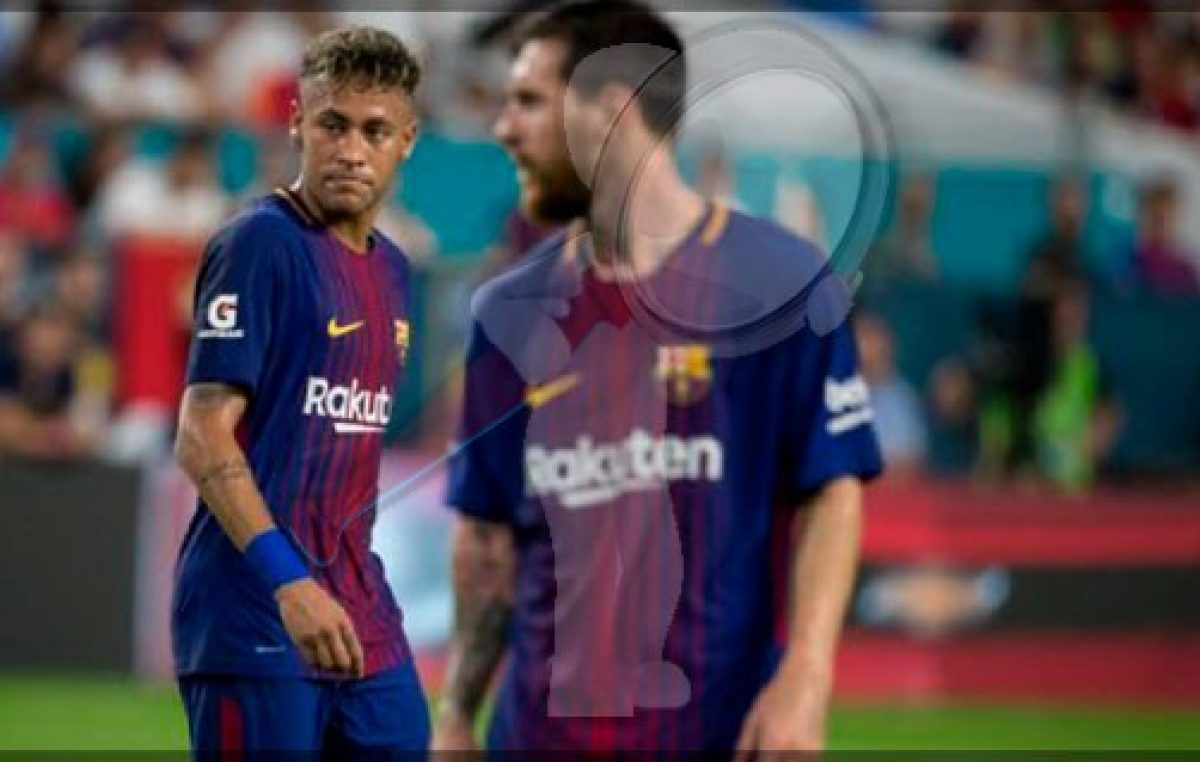 Neymar mete presión para volver a Barcelona