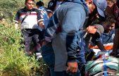 Accidente deja siete muertos en Zimapán, Hidalgo