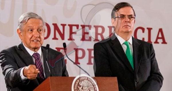"""AMLO dice """"no"""" a la entrada de armas en México"""