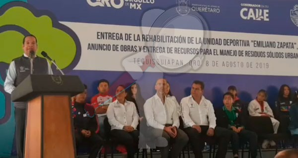 Anuncian 60 mdp para obras en colonias y comunidades en Tequisquiapan