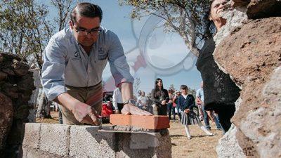 Destina gobierno de Memo Vega 30 mdp en obras de mejoramiento a escuelas
