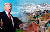 """Trump prevé comprar la isla más grande del mundo """"Groenlandia"""""""