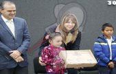 Entregó DIF Estatal útiles escolares a niños del CADI 2 y Centros de Día AMA