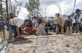 Inicia Memo Vega obras educativas por 2.6 mdp en La Estancia