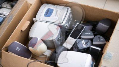 Alistan 2ª Campaña de Recolección de Residuos Electrónicos