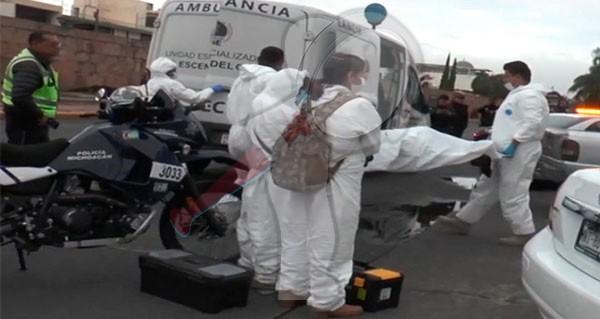 "En hospital de Morelia ejecutan a ""El Apá"" líder criminal"