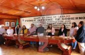 Entrega Isidro Garay Pacheco Informe de Gobierno ante Cabildo